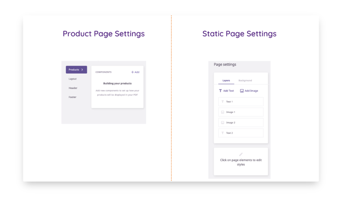 Product Sheet Page settings-1