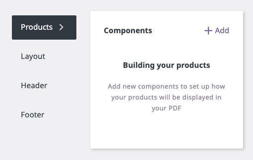 add-components
