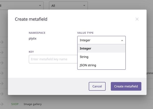 create-metafield-plytix