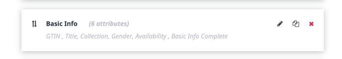 attribute group block